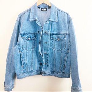 DKNY Vintage 90s Jean Jacket